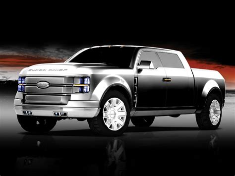 2006 ford f250 super chief concept conceptcarz com