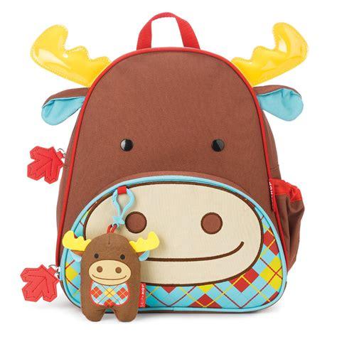 Skiphop Backpack Hippo mochila skip hop zoo alce nov0 bolsa