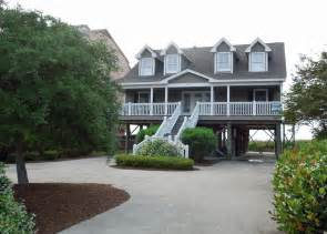 Beach House On Stilts by Myrtle Beach Picture Post Quot And The Days Dwindle Down Quot