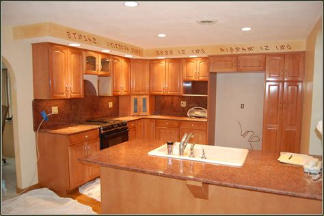reface kitchen cabinets before and after reface cabinet doors yourself home design ideas