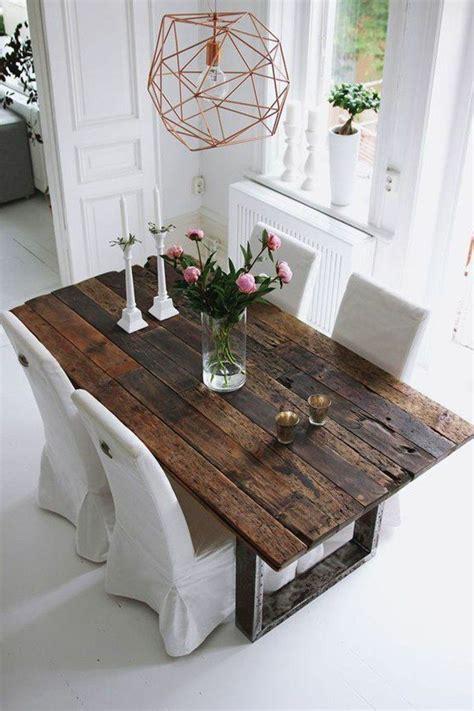 Ladaire Style Industriel 509 by Les 25 Meilleures Id 233 Es De La Cat 233 Gorie Table Bois Et Fer