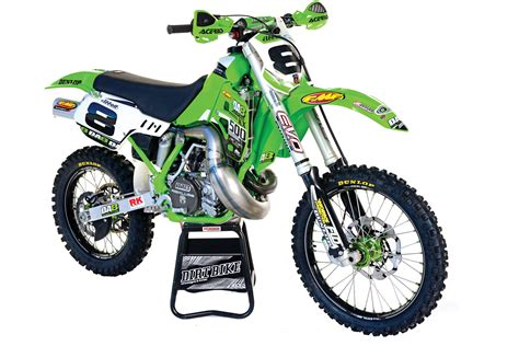 Dirt Bike Giveaway 2016 - destry abbott s kx500 giveaway drawing dirt bike magazine