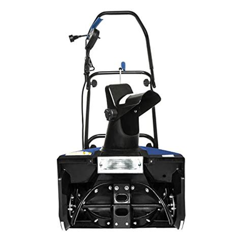 snow joe 18 ultra electric snow thrower with light snow joe ultra sj621 18 inch 13 5 amp electric snow