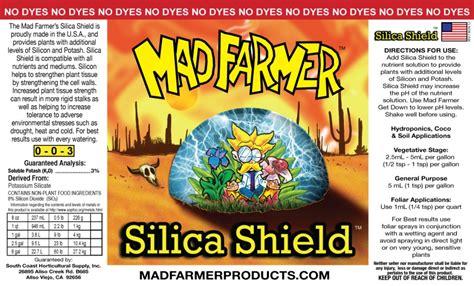 Mad Farmer Detox Review by Mad Farmer Silica Shield Hydroponic Indoor Gardening