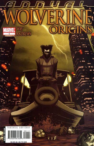 origins sabretooth vol 1 1 marvel database fandom powered by wikia wolverine origins annual vol 1 1 marvel database fandom powered by wikia