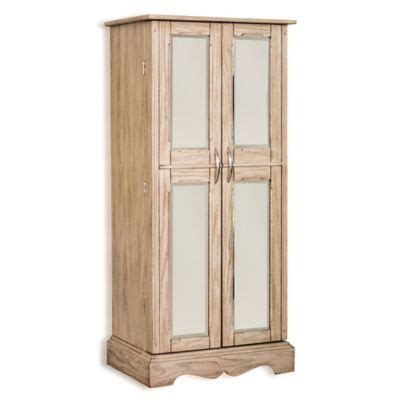 bed bath and beyond jewelry armoire buy jewelry armoire from bed bath beyond