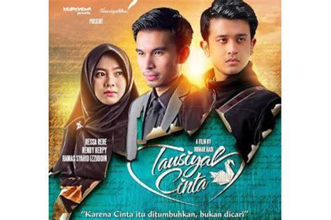 film drama religi indonesia nonton bareng film quot tausiyah cinta quot di 18 kota walau belum