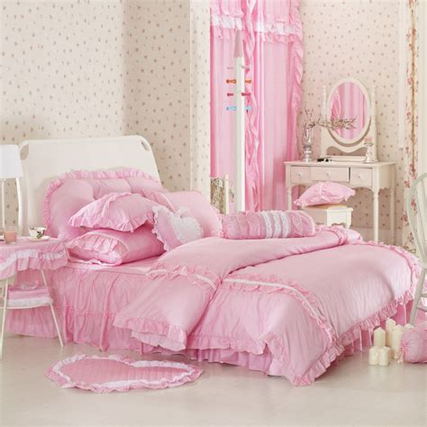pink twin bedding sets shop popular gingham comforter sets from china aliexpress