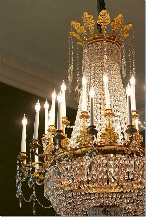 East Room Chandeliers Dating From The Mckim Meade And White Chandelier For Room