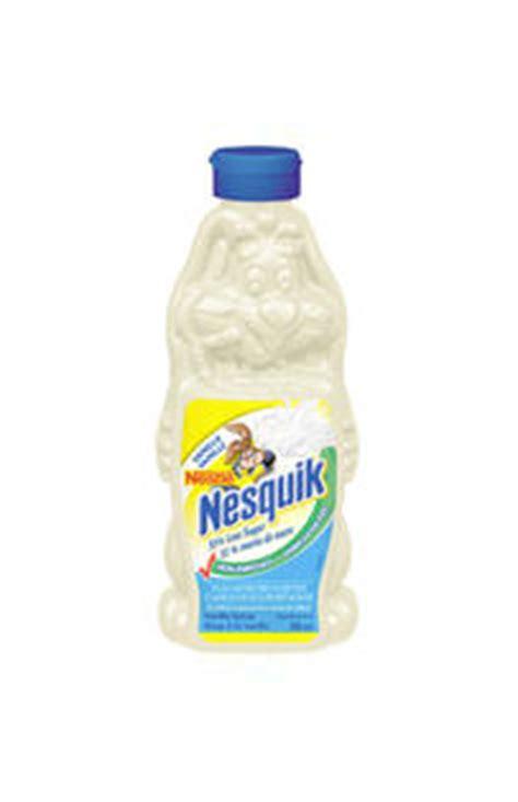 nesquik vanilla syrup york region or gta grocery stores
