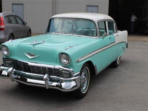Belair Toyota Orleans 1956 Chevrolet Bel Air Convertible For Sale 55 Used Cars