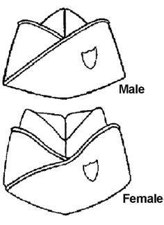 pattern maker us navy garrison cap free pattern urbandon free pattern cap