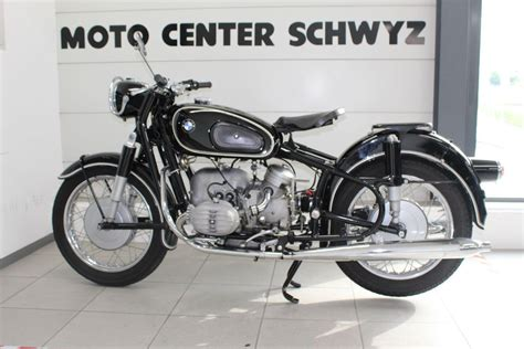 Motorrad Oldtimer Schweiz by Motorrad Oldtimer Kaufen Bmw R 50 Moto Center Schwyz Ag