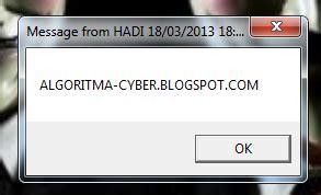 membuat virus komputer paling mematikan membuat virus mematikan di komputer grobogan cyber