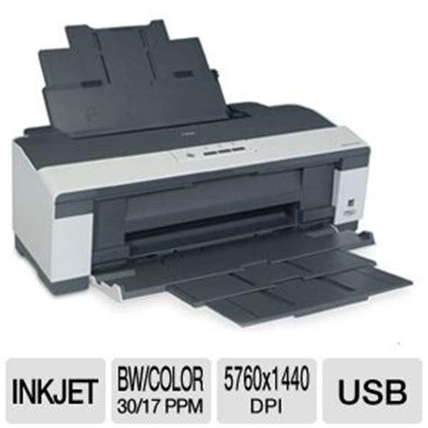 Epson Workforce 1100 Vinyl Printing - epson 1100 c11ca58201 workforce wide format color inkjet
