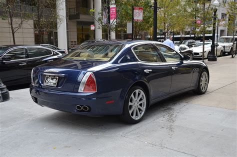maserati quattroporte 2006 for sale 2006 maserati quattroporte stock 21669 for sale near