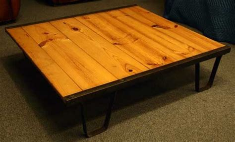 Pallet Coffee Table For Sale Industrial Railroad Pallet Coffee Table For Sale At 1stdibs