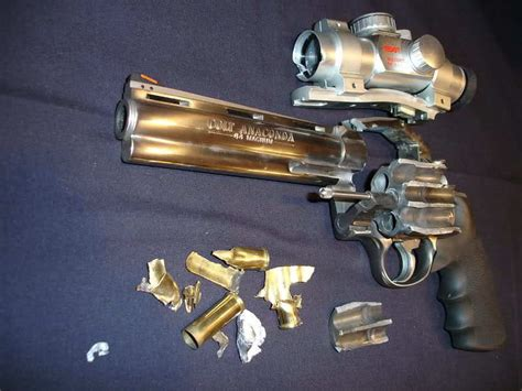 Mba Die Explosive Pistol by These Gun Failures Are Almost Impossible To Look At