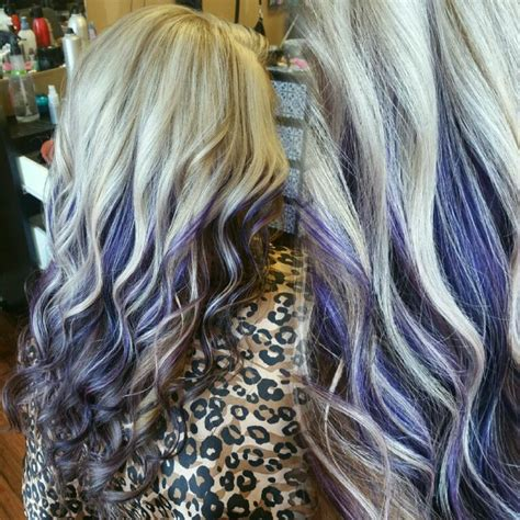 peek a boo hair color ideas 17 best ideas about peekaboo hair colors on