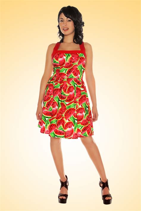 dress for watermelon summer dress
