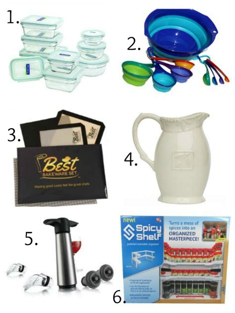 kitchen gifts ideas most useful christmas gift ideas