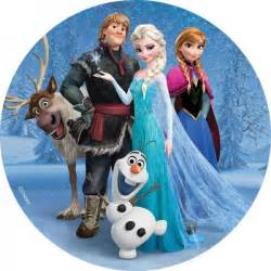 Gt birthday gt clearance gt disney frozen party supplies gt round frozen
