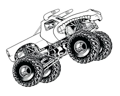Max D Coloring Pages by Jam Coloring Pages Valuable Trucks