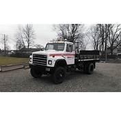 1979 International 1824 V8 4x4 Flatbed Truck  Classic