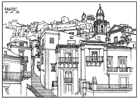 village house coloring pages architecture and living coloring pages for adults
