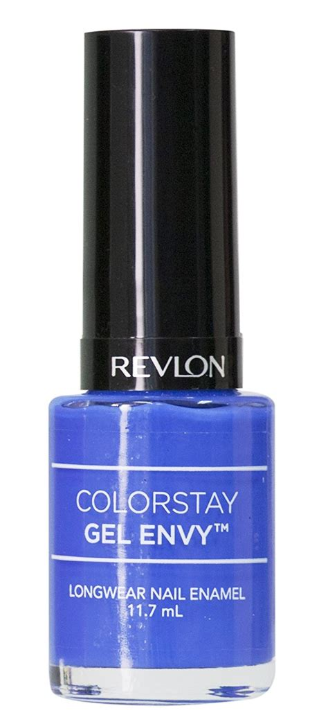 Revlon Colorstay Gel Envy Card revlon colorstay gel envy wear nail enamel card review