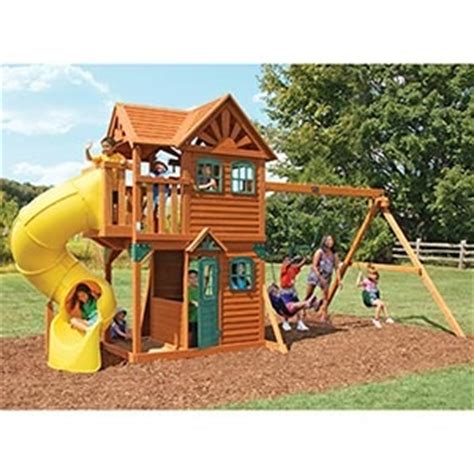 Playground Sets For Backyards Costco by Costco Cedar Summit Play Set For 1299