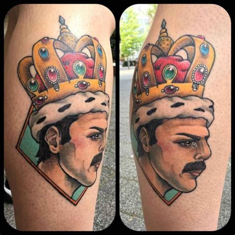 tattoo fail freddie mercury 52 impressive freddie mercury tattoo ideas and designs
