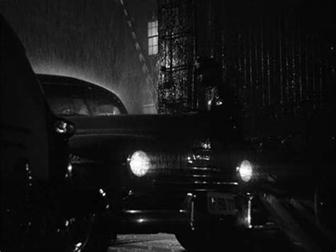 The Wall The Story Of Pauls Escape In A Basket the car in noir high wall 1946 filmsnoir net