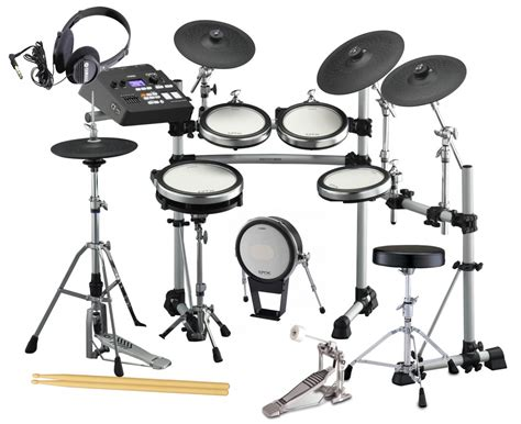 Drum Digital yamaha digital drums pictures to pin on pinsdaddy