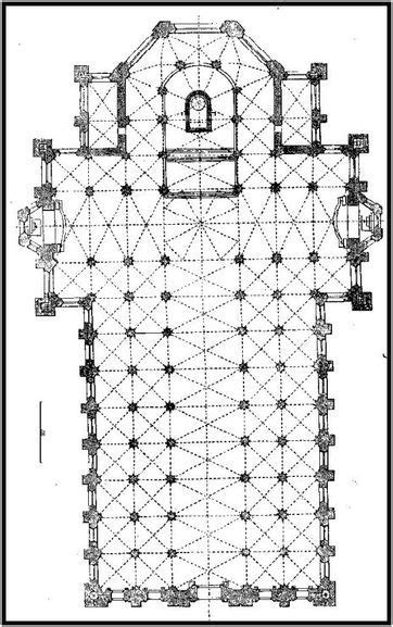 milan cathedral floor plan gothic italian and milan on pinterest