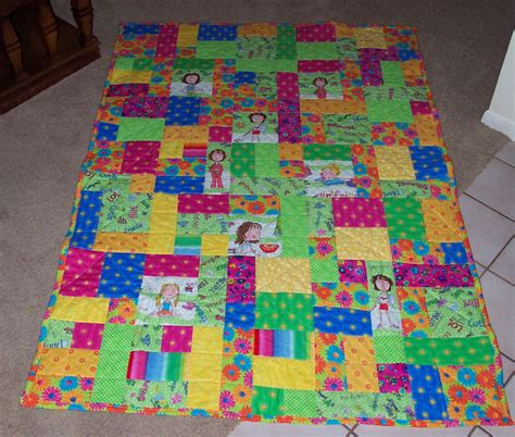 Quilting Forum by Another Yellow Brick Road Quilt Bright