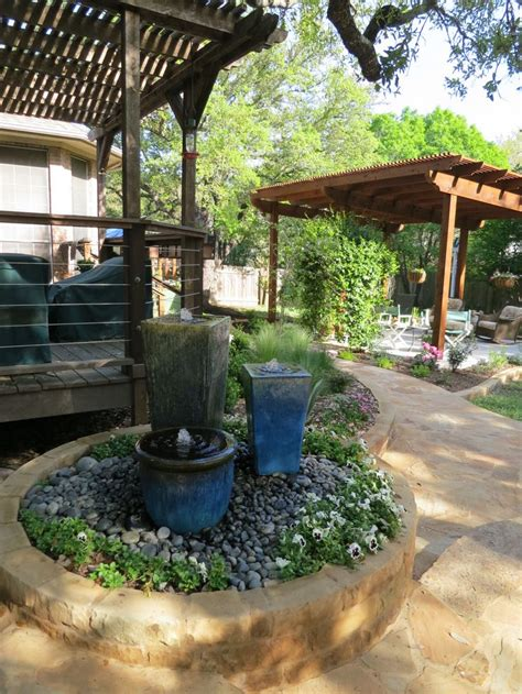 backyard ideas texas landscaping pictures of texas xeriscape gardens and much