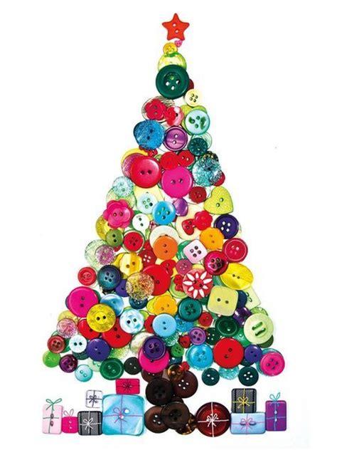 decoraci 243 n para ni 241 os en navidad 225 rbol de botones solo