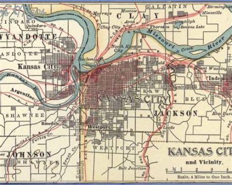 map of kansas city area mapquest kansas city archives toursmaps