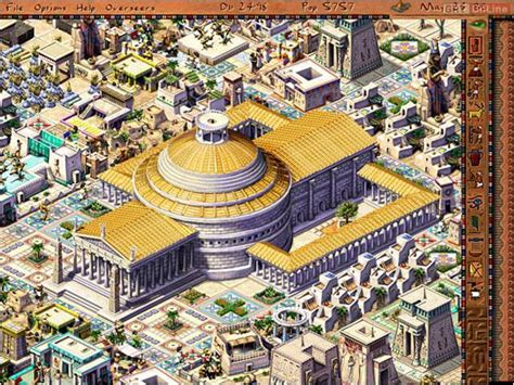 Gamis Cleopatra pharaoh expansion cleopatra of the nile screenshots gallery screenshot 5 6