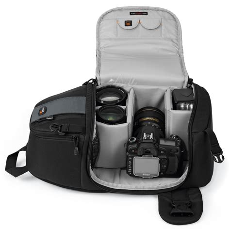 Tas Lowepro Sling 102 Aw by Lowepro Slingshot 202 Aw Bag Black