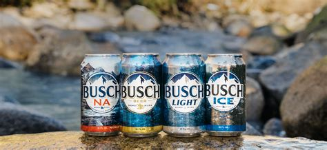 busch light new can busch beer reveals new packaging look ahead of 2017 racing