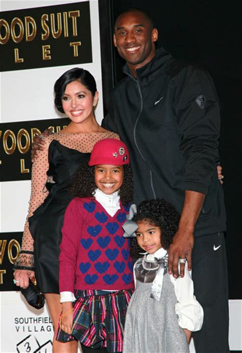 kobe bryant family biography kobe bryant wife 2015 daughters now girlfriends list