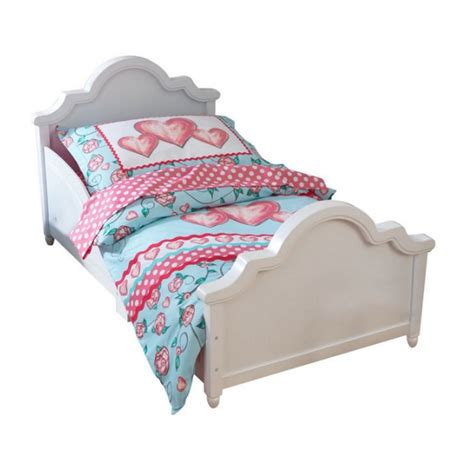 kidkraft raleigh toddler bed kidkraft raleigh toddler bed in white 86941