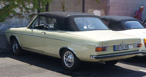 Audi Ls 100 by Audi 100 Ls Cabriolet Only Cars And Cars