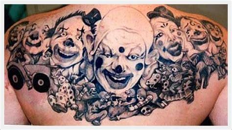 tatuagem de palhaco desenhos de tattoos