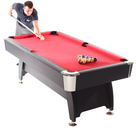strikeworth pro american deluxe 7ft pool table liberty games