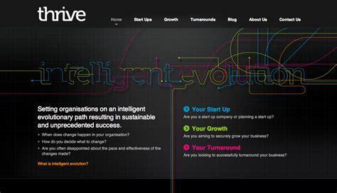 homepage designer website design for scarlet monday oli pyle