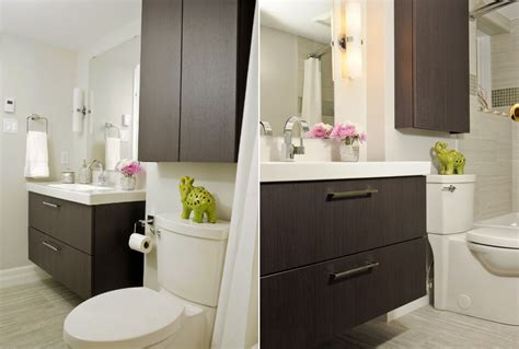 the toilet storage and design options for small bathrooms