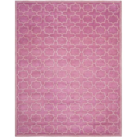 Safavieh Chatham Pink 6 Ft X 9 Ft Area Rug Cht937d 6 Safavieh Pink Rug